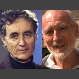 Fritjof Capra and David Steindl Rast